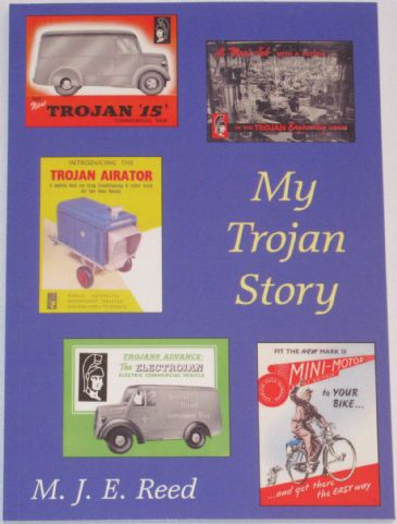 My Trojan Story, by M.J.E. Reed